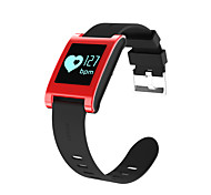 cheap -Smart Bracelet Touch Screen Heart Rate Monitor Water Resistant / Water Proof Calories Burned Pedometers Distance Tracking Long Standby