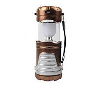 Lanterns & Tent Lights LED 850 lm 1 Mode LED Rechargeable Waterproof Emergency Mobile Power Supply Camping/Hiking/Caving Everyday Use