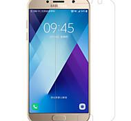para Samsung a7 Galaxy (2017) nillkin hd pacote filme anti impressão digital adequado