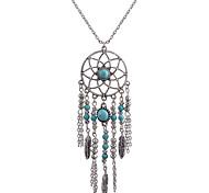 cheap -Women's Pendant Necklace - Bohemian Euramerican Fashion Dream Catcher Necklace For Daily