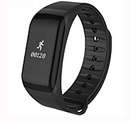 SmartBand blood pressure F1 Smart Bracelet Watch Heart Rate Monitor SmartBand Wireless Fitness For Android IOS Phone