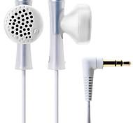 Для мобильного телефона сотовый телефон в ухе проводной пластик 3,5 мм шумоподавления