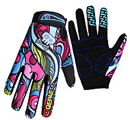 Gloves Sports Gloves Women's Men's Cycling Gloves Spring Autumn/Fall Winter Bike GlovesKeep Warm Anti-skidding Wearproof Ultraviolet