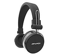 Awei a700bl спортивная беспроводная Bluetooth-гарнитура пассивное шумоподавление высококачественные сенсорные наушники с сабвуфером с