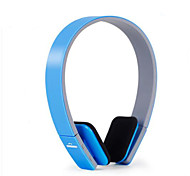 Bluetooth 4.0 Stereo Gaming Music Earphone Headband for PC Iphone Suppoert TF Card