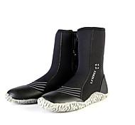 Недорогие -Обувь для плавания Универсальные Anti-Shake Амортизация Быстровысыхающий Износостойкий Выступление Резина PU Дайвинг