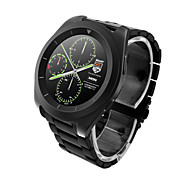cheap -Smart Watch Touch Screen Heart Rate Monitor Pedometers Hands-Free Calls Camera Control Anti-lost Audio Information Activity Tracker Sleep