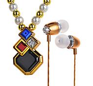 Bl100 мода кулон ожерелье гарнитура стерео Bluetooth гарнитура гарнитура
