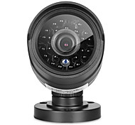 ANNKE® 720P HD 1.0M Durable All Season IP66 Weatherproof Camera with IR Night Vison CCYV System