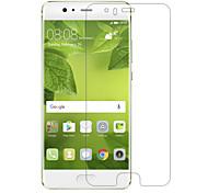 Недорогие -Защитная плёнка для экрана Huawei для P10 PET 1 ед. Защитная пленка для экрана Ультратонкий Зеркальная поверхность HD