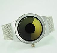 cheap -Women's Quartz Wrist Watch Casual Watch Alloy Band Fashion Cool Silver