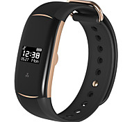 H1 Smart Bracelet Water Resistant / Long Standby Calories Burned Pedometers Exercise Record Health Care Sports Heart Rate blood pressure monitoring