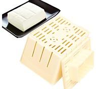 Недорогие -пластик Творческая кухня Гаджет Для получения сыра DIY прессформы