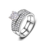 Women's Statement Rings Fashion Costume Jewelry Alloy Jewelry For Wedding Office & Career