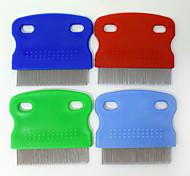Gatto Cane Toelettatura Assistenza sanitaria Pulizia Elastici Fermagli e Rifinitori Set da bagno Ompermeabile Portatile Colore casuale