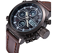 Men's Sport Watch Digital Watch Japanese Digital Japanese Quartz Calendar / date / day Chronograph Water Resistant / Water Proof Remote