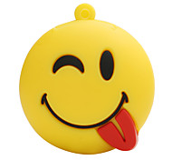 Hot New Cartoon Naughty Smiley Face USB2.0 32GB Flash Drive U Disk Memory Stick