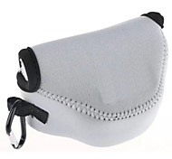 Dengpin Neoprene Soft Camera Case Bag Pouch for Nikon J1 J2 J3 J4 J5 10-30 lens (Assorted Colors)