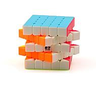 Недорогие -Кубик рубик Warrior 5*5*5 Спидкуб Кубики-головоломки головоломка Куб Пластик Квадратный Подарок