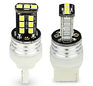 cheap -T20 / 1156 Car Light Bulbs 1.7W SMD LED 320lm Turn Signal Light For universal