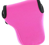 Dengpin Neoprene Soft Camera Protective Case Bag Pouch for Olympus EM1 E-M1 (Assorted Colors)