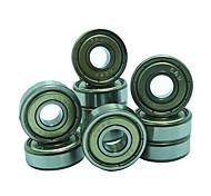 608Z  21mm x 7mm Metal Shielded Radial Ball Bearings Deep Groove Ball Bearings for Fidget Spinner Toy---10 pcs