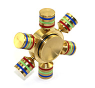 6.8CM Fidget Spinner Inspired by Anime Gyro Cosplay Accessories Chrome