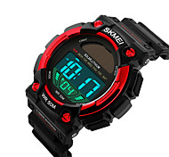 cheap -SKMEI® 1126  Men's Woman Solar ElectronicWatches Outdoor Sports Waterproof Sports Electronic Watches 50 Meters Waterproof