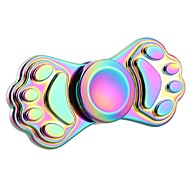 cheap -Fidget Spinner Hand Spinner Spinning Top Toys Toys Stress and Anxiety Relief Focus Toy Office Desk Toys Relieves ADD, ADHD, Anxiety,