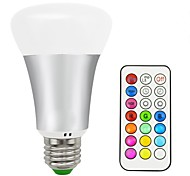 preiswerte -10W 580-700 lm Smart LED Glühlampen A70 16 Leds SMD 5050 Warmes Weiß RGB Wechselstrom 85-265V