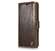 For LG V20/V10 Case Cover Luxury Genuine Leather Shockproof Plating Magnetic Flip Phone Cases For LG G6/G5