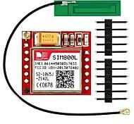 baratos -Sim800l ipex quad-band gprs gsm módulo de fuga 3g antena