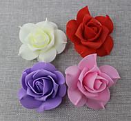 Недорогие -Искусственные Цветы 1 Филиал Пастораль Стиль Розы Букеты на стол