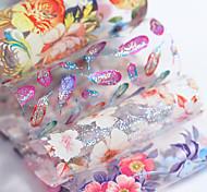 Недорогие -1 Стикер искусства ногтя Other макияж Косметические Ногтевой дизайн