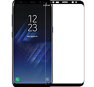Screen Protector for Samsung Galaxy S8 Tempered Glass 1 pc Full Body Screen Protector High Definition (HD) 9H Hardness Explosion Proof