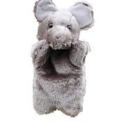 Недорогие -Марионетки Игрушки Мышь Милый стиль Милый Плюшевая ткань Плюш Для детей Куски