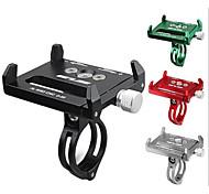 Недорогие -Велоспорт Сотовый телефон Серебристый Красный Зеленый Черный Алюминиевый сплав