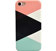 Для apple iphone 7 7 плюс 6s 6 плюс чехол чехол сшивающий узор наклейка уход за кожей touch pc материал корпус телефона