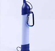 New 2 Generation Outdoor Portable Filter Suction Tube Outdoor Wild Water Purifier Field Purification Water Environmental Protection Straw