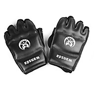 cheap -Boxing Gloves Boxing Training Gloves for Boxing Mixed Martial Arts (MMA) Muay Thai Sanda Karate Fingerless Gloves Adjustable/Retractable