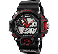 Herrn Sportuhr Kleideruhr Smart Uhr Modeuhr Armbanduhr Einzigartige kreative Uhr Chinesisch digital LCD Rechenschieber Kalender