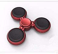 cheap -Wireless Hand Spinner Speaker 2.4G Bluetooth Fidget Spinner Outdoor LED Speaker Spinner