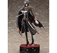 cheap -Anime Action Figures Inspired by Code Gease Lelouch Lamperouge PVC 20cm CM Model Toys Doll Toy Men's Women's