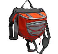 Outdoor Travel Camping Hiking Backpack Saddle Bag Rucksack Adjustable Backpack for Dog with Small Medium & Large Size