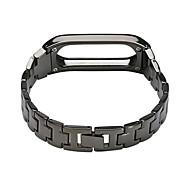 For Xiao Mi 2 Alloy Metal Strap for Xiaomi Mi 2 Band Version Smart Bracelet Replacement Strap