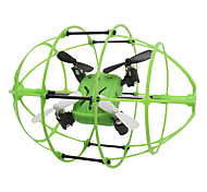 cheap -Skytech M69 4CH 2.4GHz Climb RC RTF Quadcopter Drone w 6-Axis Gyro with Rugby Football Protective Cover