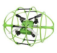 RC Dron Skytech M69 4 Canales 2.4G - Quadccótero de radiocontrol  Iluminación LED Quadcopter RC Cable USB Hélices