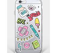 Случай для телефона iphone 7 плюс iphone 6 аргументы за мягкой оболочки телефона iphone6 / 6s плюс iphone6 / 6s iphone5 5s se