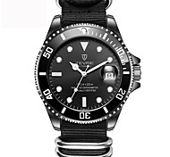 Hombre Reloj Deportivo Reloj de Vestir Reloj de Moda El reloj mecánico Reloj de Pulsera Reloj creativo único Chino Cuerda Automática