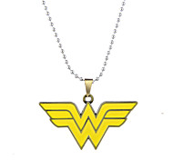 Муж. Жен. Ожерелья с подвесками Бижутерия Геометрической формы Сплав С логотипом Бикини Винтаж По заказу покупателя Магнитная терапия